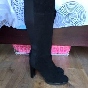Geox heeled boots